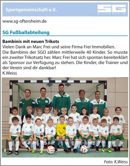 Presse_SGO_Sponsoring_08.02.2018__Ortsblatt_Oftersheim